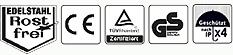 Kennzeichnung BioGreen Phönix