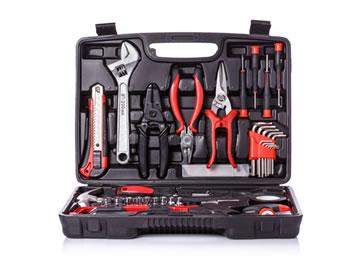 Werkzeug und Maschinen